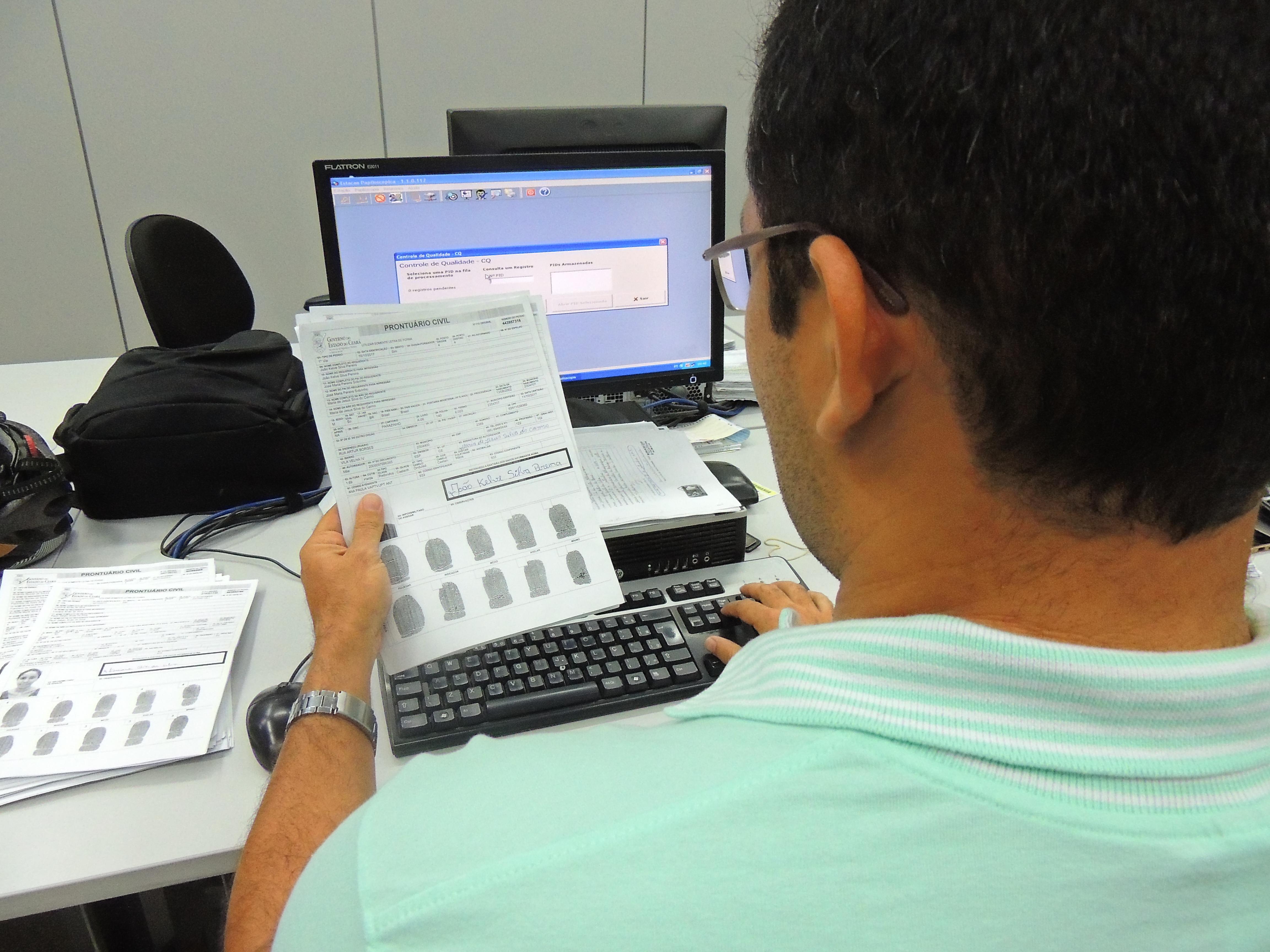 Pefoce registra aumento no número de emissão de RG e mais agilidade com agendamento online nos postos do Vapt Vupt