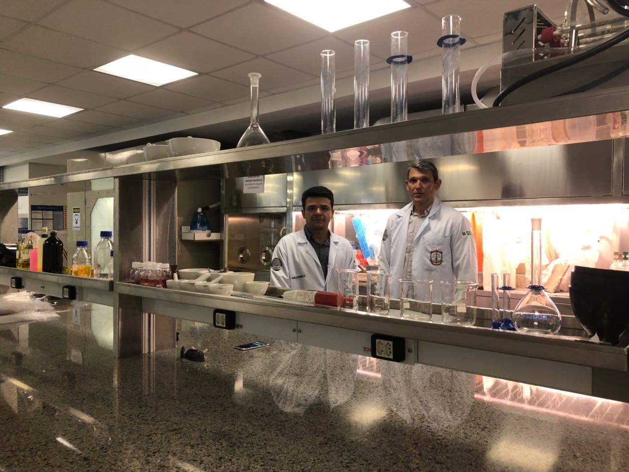 Auxiliares de Perícia da Pefoce fazem visita técnica ao maior núcleo de Papiloscopia da América latina localizado no Distrito Federal