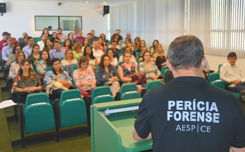 Curso de DNA Forense realizado na Pefoce recebe peritos de 15 estados do Brasil