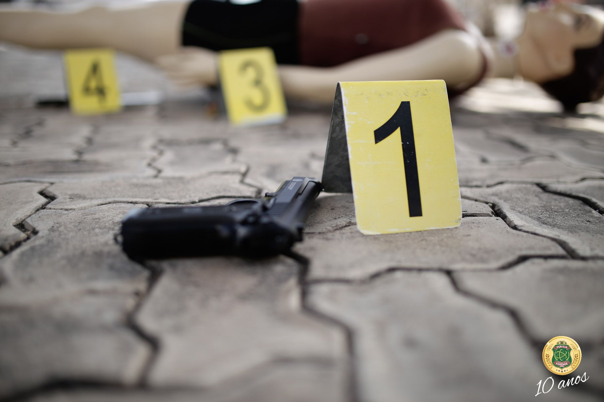 Coordenadoria de Perícia Criminal: responsável pelo início do trabalho técnico científico em locais de crime