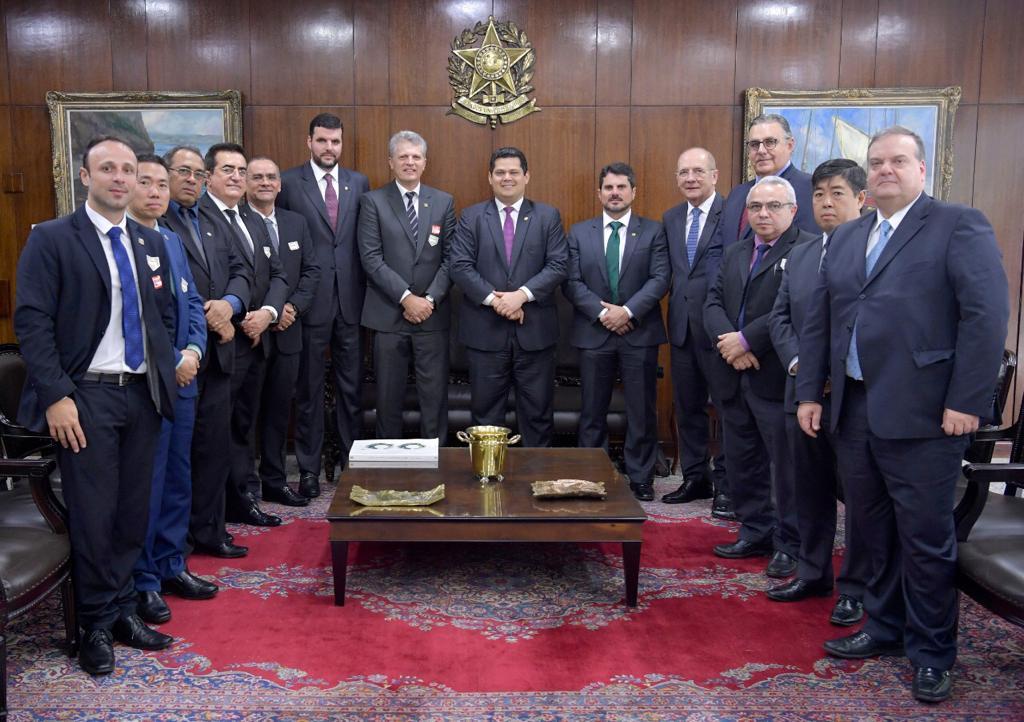 Perito Geral do Ceará participa de reuniões e debates com dirigentes de outros órgãos técnico-científicos em Brasília