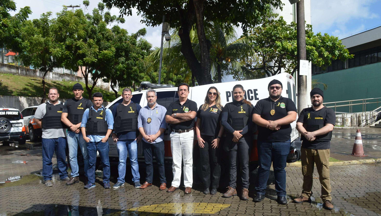 """Pefoce adere a campanha """"Maio Amarelo"""" que visa a redução de acidentes e mortes no trânsito"""