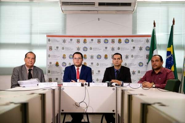 Três pessoas são indiciadas pelo desabamento do edifício Andrea em Fortaleza