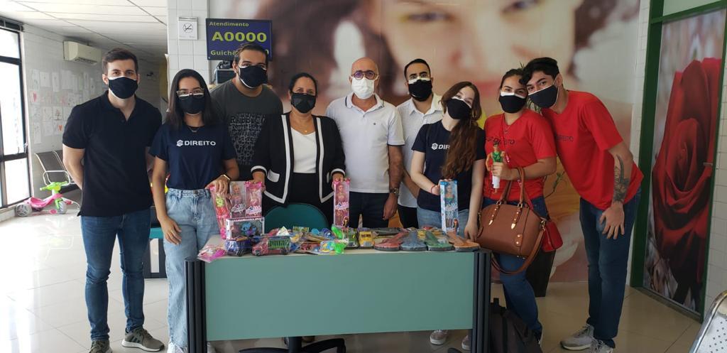 Pefoce está recebendo doações de brinquedos para auxiliar no atendimento de crianças vítimas de crime sexual